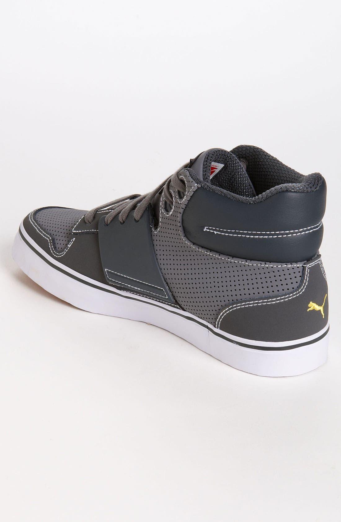 Alternate Image 2  - PUMA 'El Ace 2 Mid' Sneaker (Men)