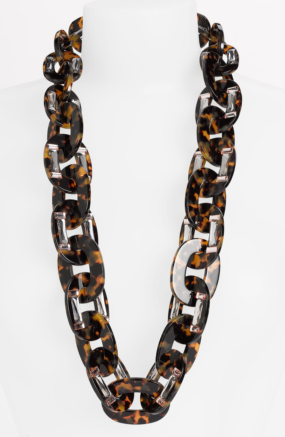 Main Image - Tory Burch 'Matteo' Link Necklace