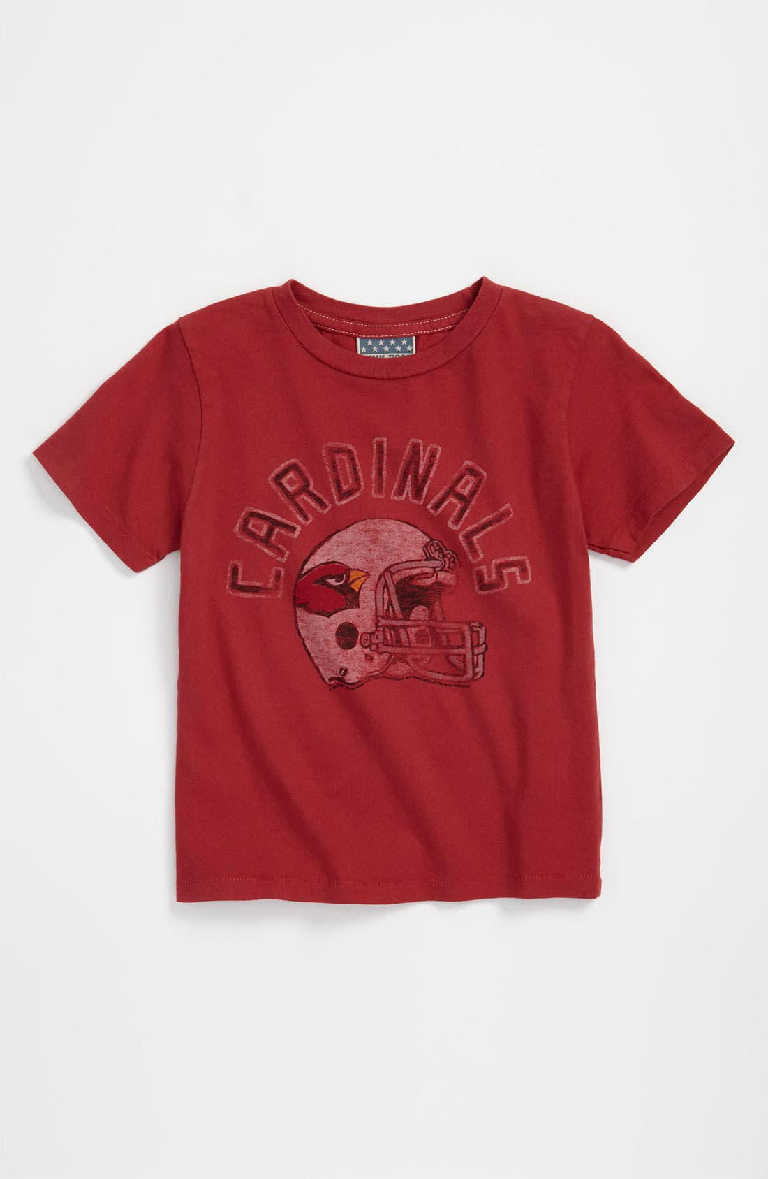 Alternate Image 1 Selected - Junk Food 'Arizona Cardinals' T-Shirt (Toddler)