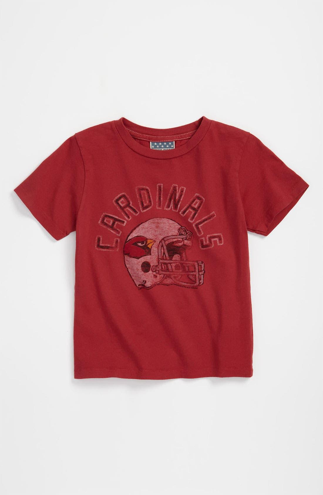 Main Image - Junk Food 'Arizona Cardinals' T-Shirt (Toddler)