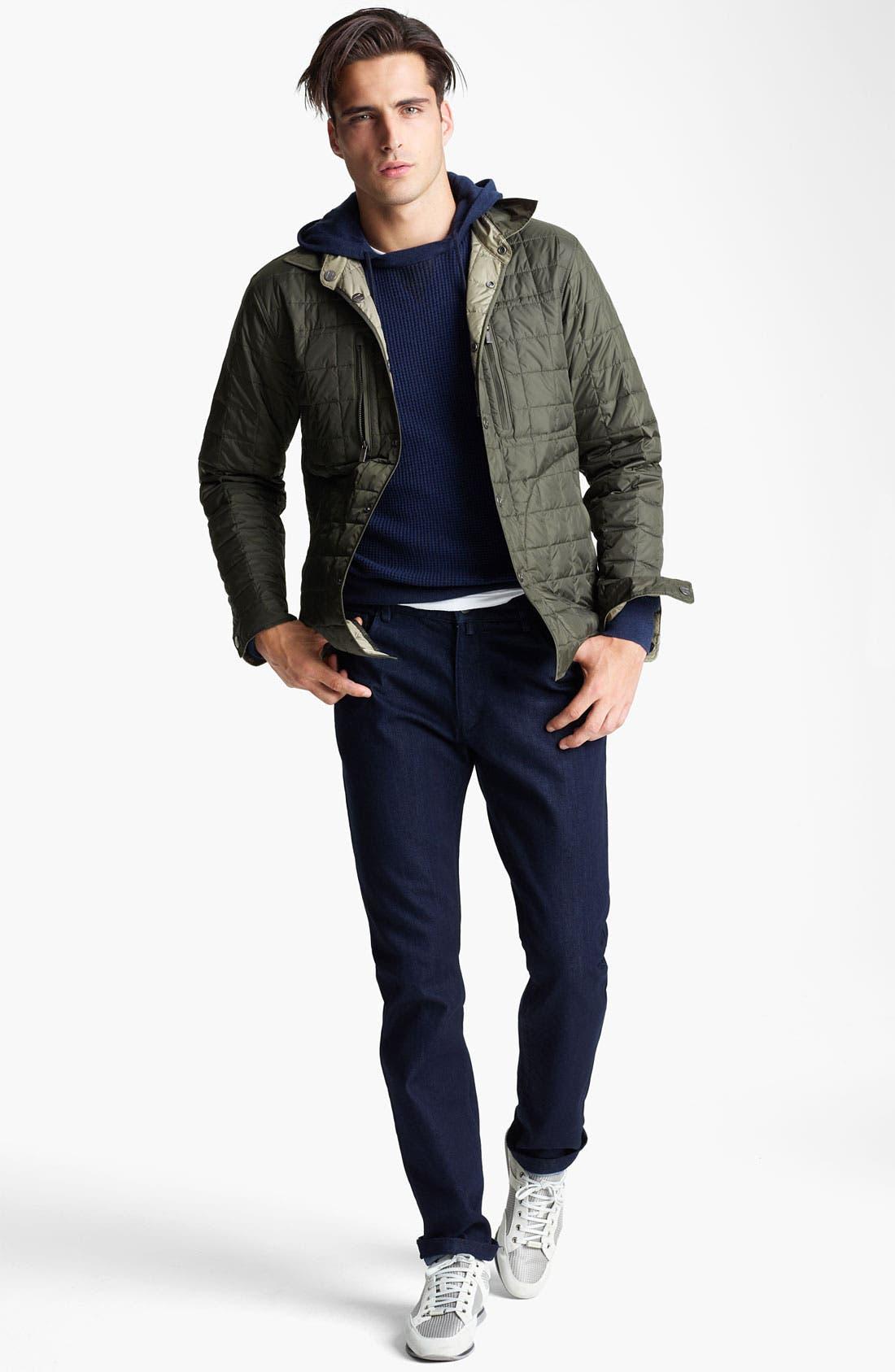 Alternate Image 4  - Zegna Sport Quilted Reversible Jacket