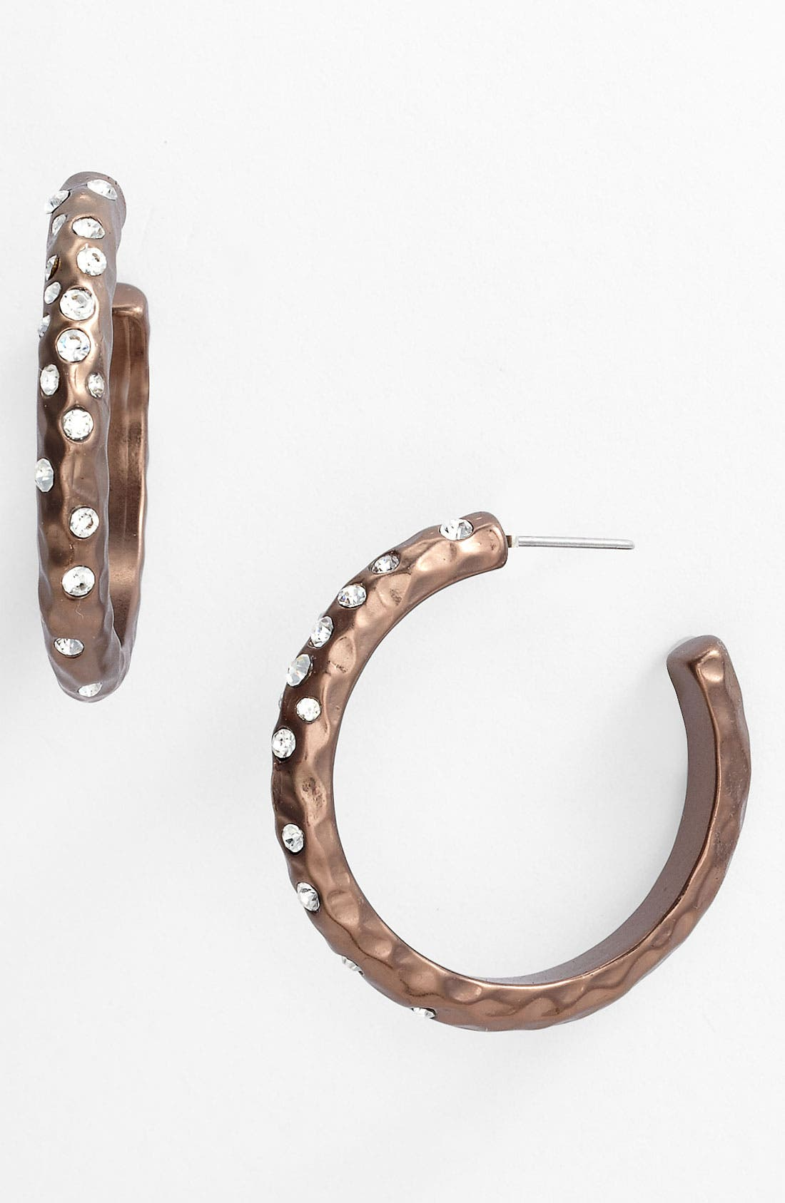 Alternate Image 1 Selected - Nordstrom 'Stargazer' Hoop Earrings