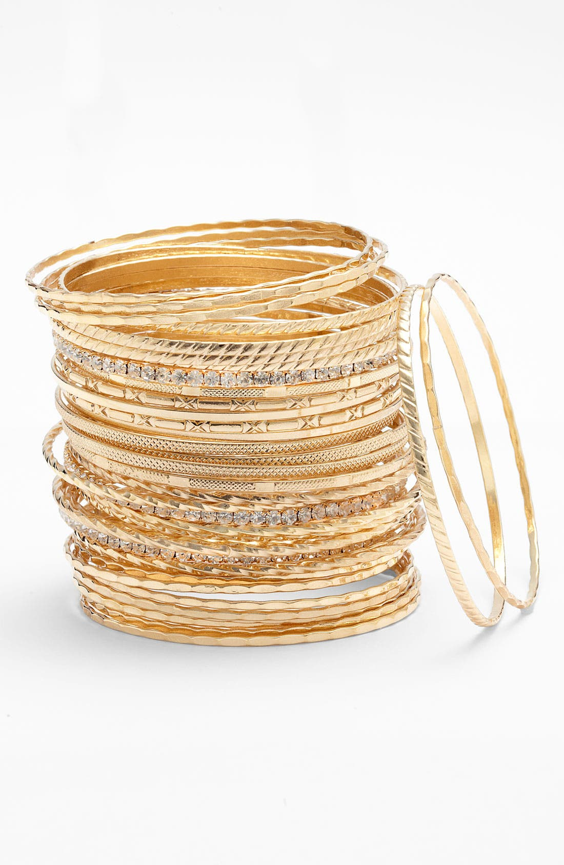 Main Image - Tasha Bangles (Set of 36)
