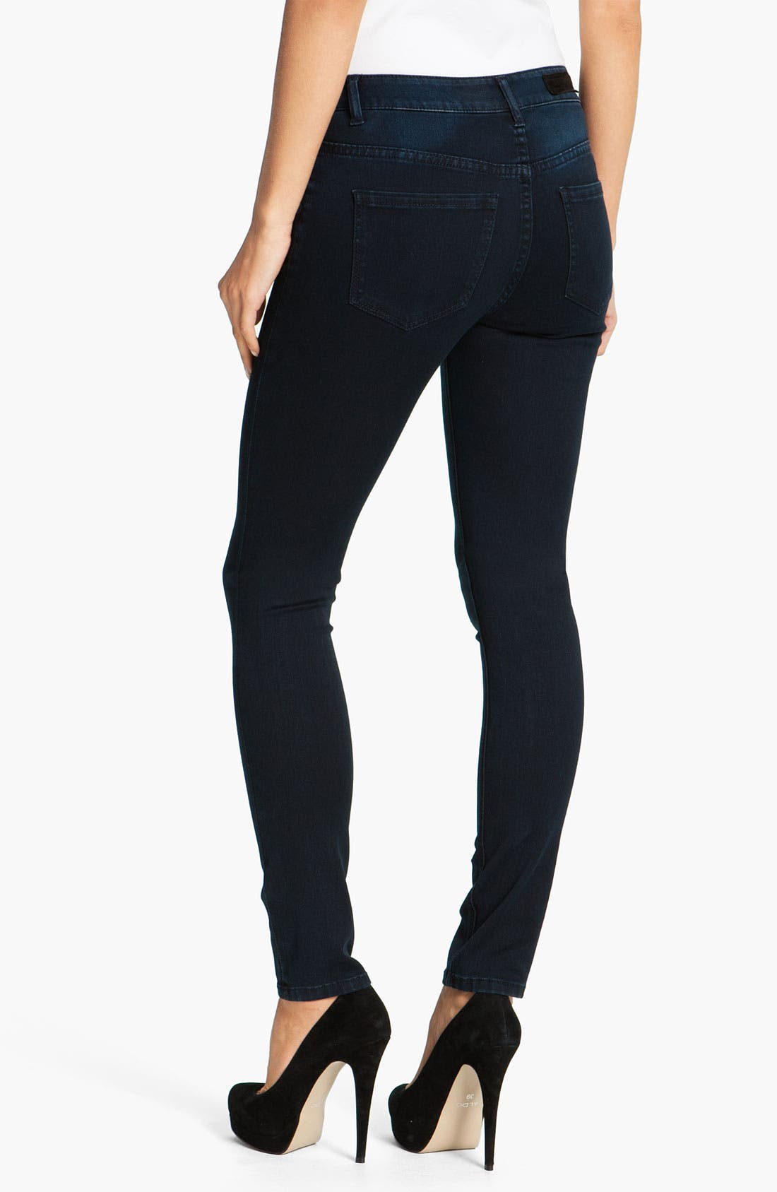 Alternate Image 2  - Liverpool Jeans Company 'Abby' Skinny Supersoft Stretch Jeans (Regular & Petite)
