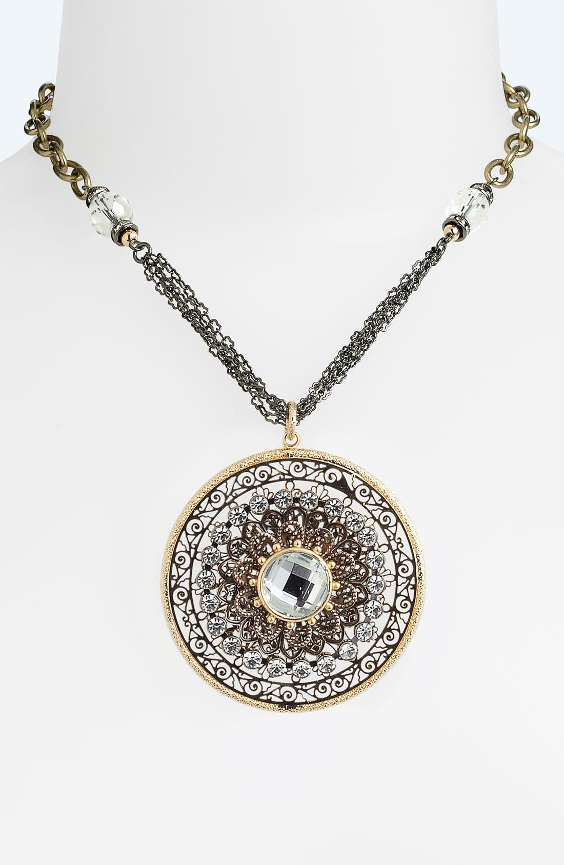 Alternate Image 1 Selected - Nordstrom 'Romantics' Pendant Necklace