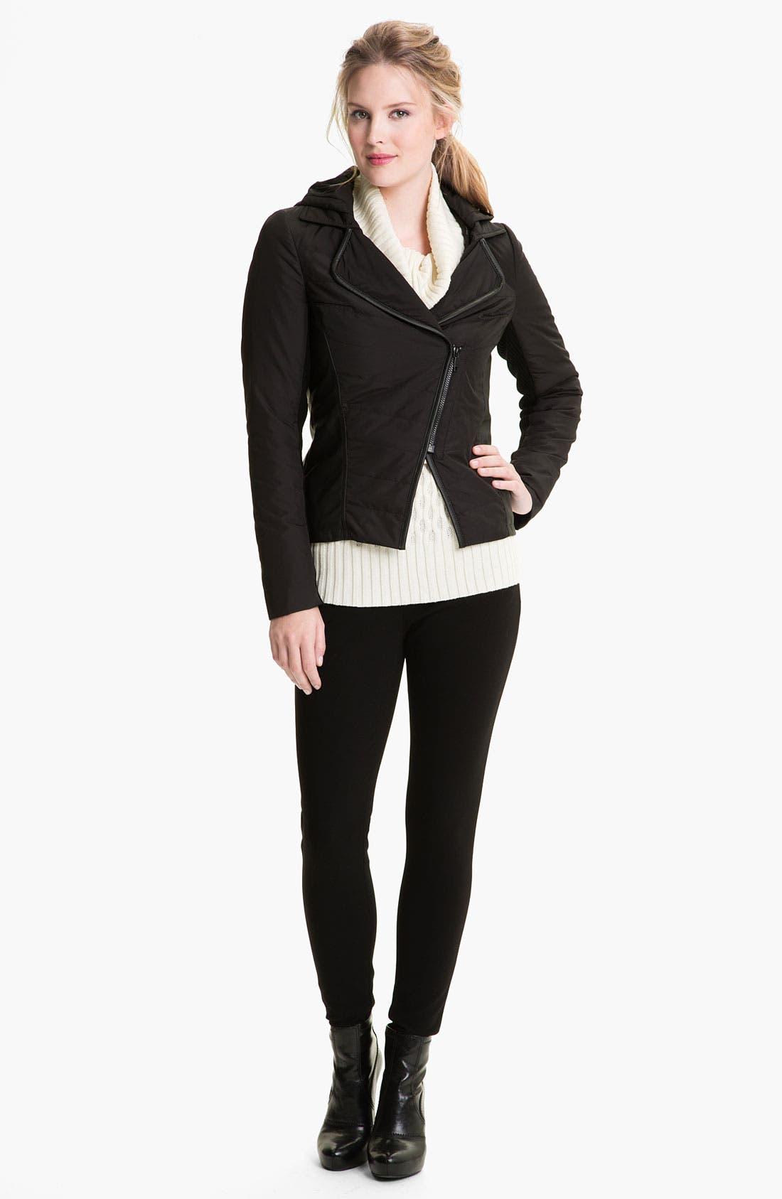 Alternate Image 4  - Lafayette 148 New York Cowl Neck Sweater