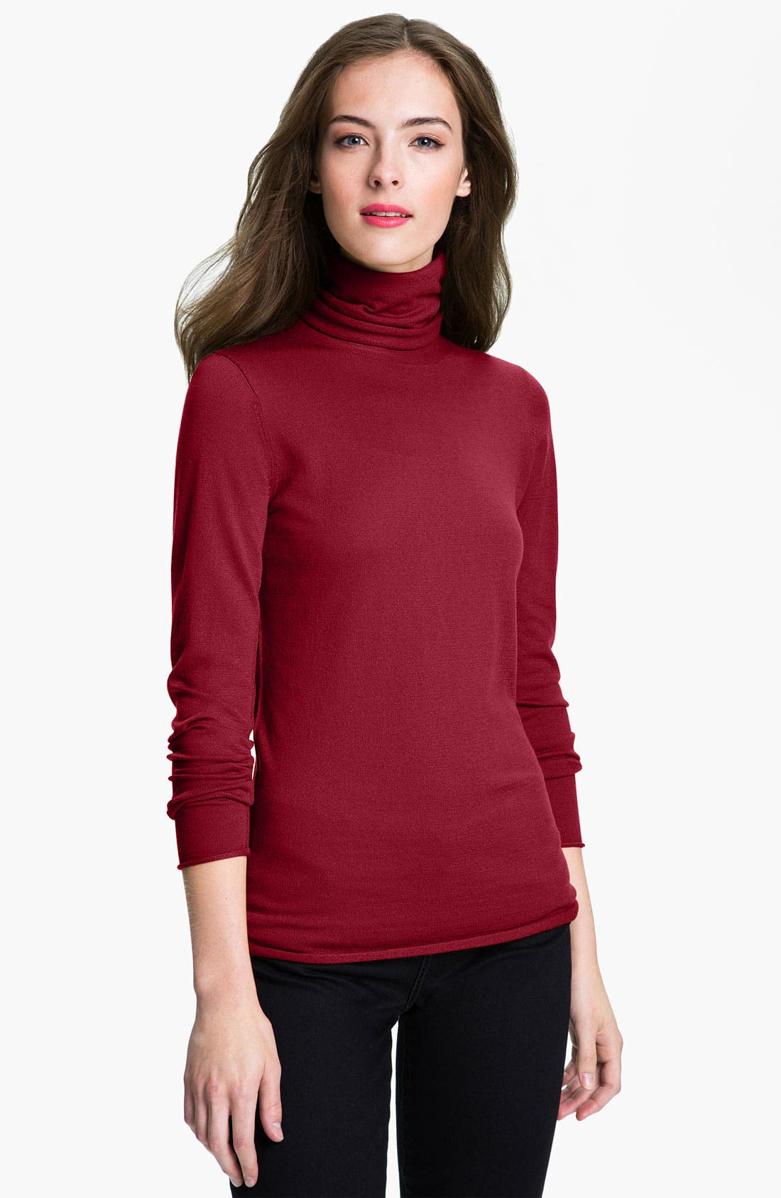 Alternate Image 1 Selected - Only Mine Turtleneck Sweater