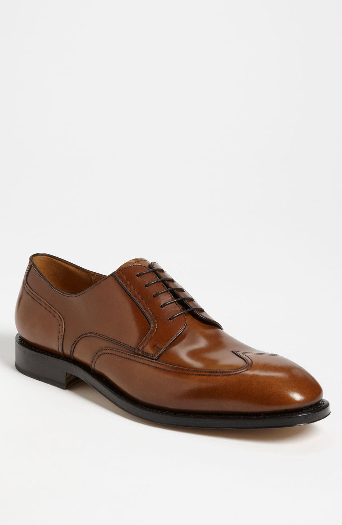 Alternate Image 1 Selected - Salvatore Ferragamo 'Candido' Wingtip