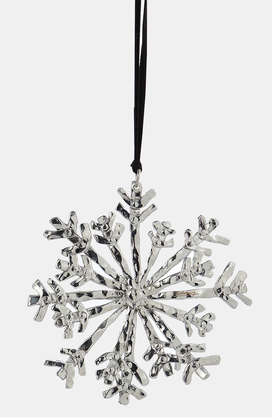 Main Image - Michael Aram 'Forged Snowflake' Ornament