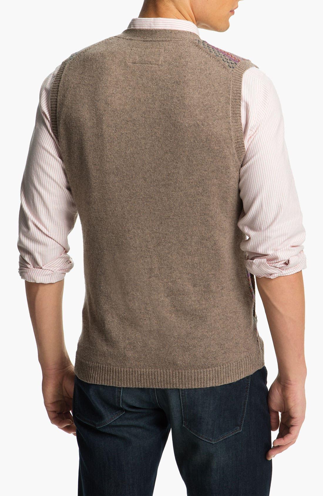 Alternate Image 2  - Ted Baker London 'Fairmun' Sweater Vest