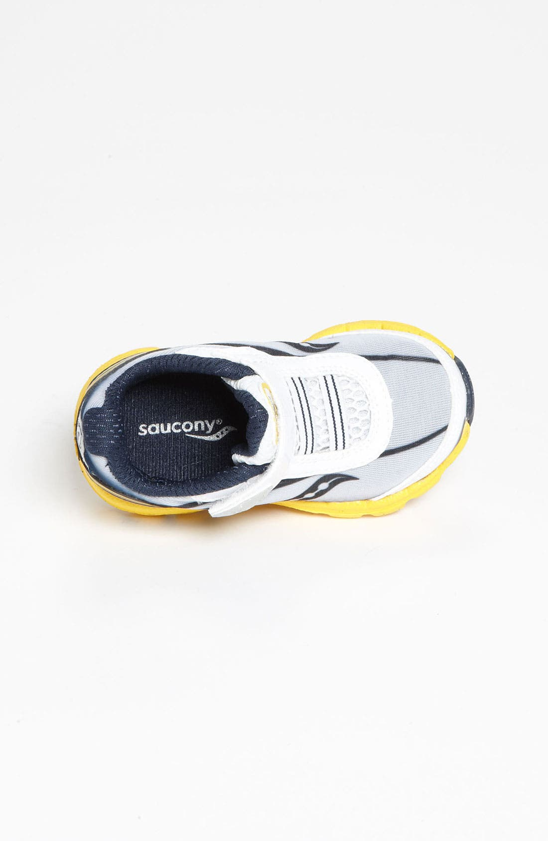 Alternate Image 3  - Saucony 'Kinvara' Athletic Shoe (Baby, Walker & Toddler)