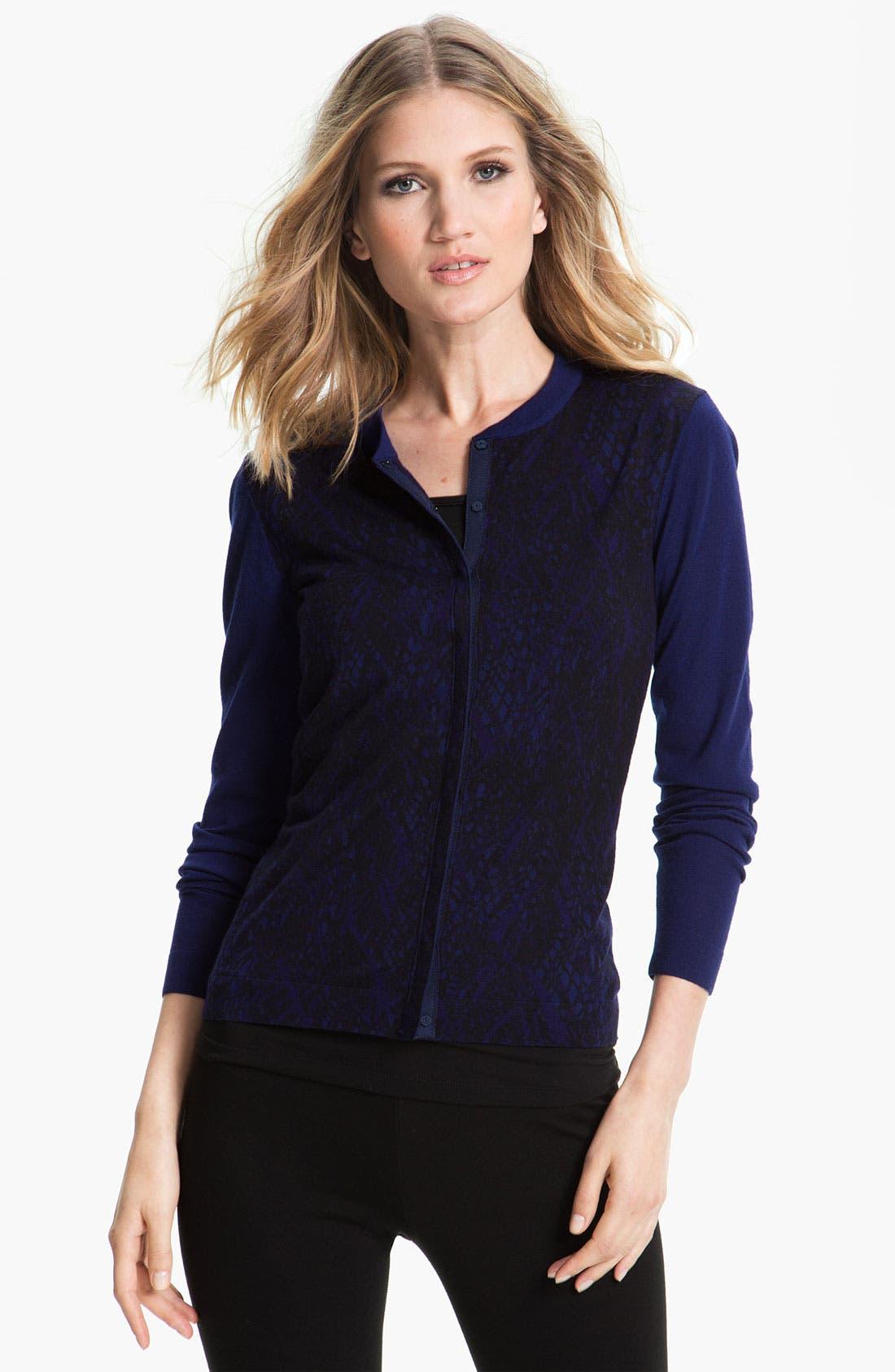 Alternate Image 1 Selected - Elie Tahari Exclusive for Nordstrom 'Yarden' Sweater