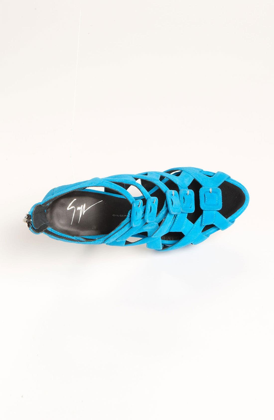 Alternate Image 3  - Giuseppe Zanotti Buckle Sandal