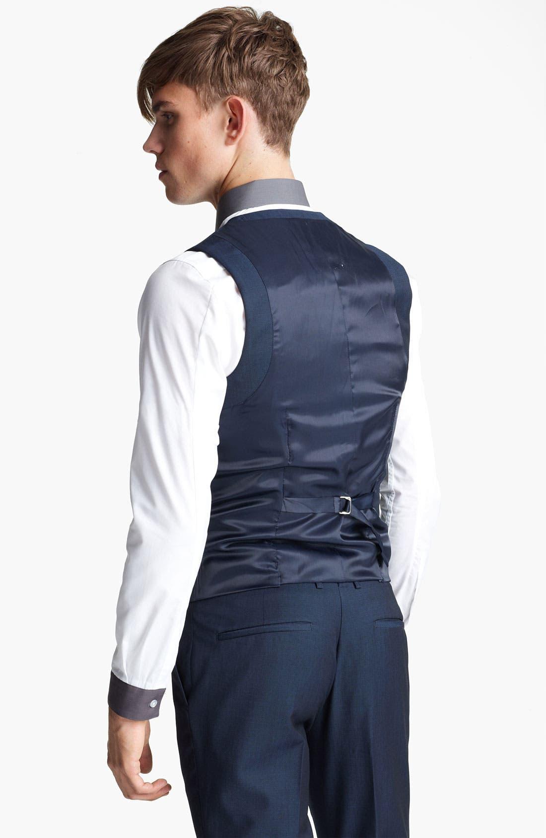 Alternate Image 2  - Topman 'Tonic' Waistcoat
