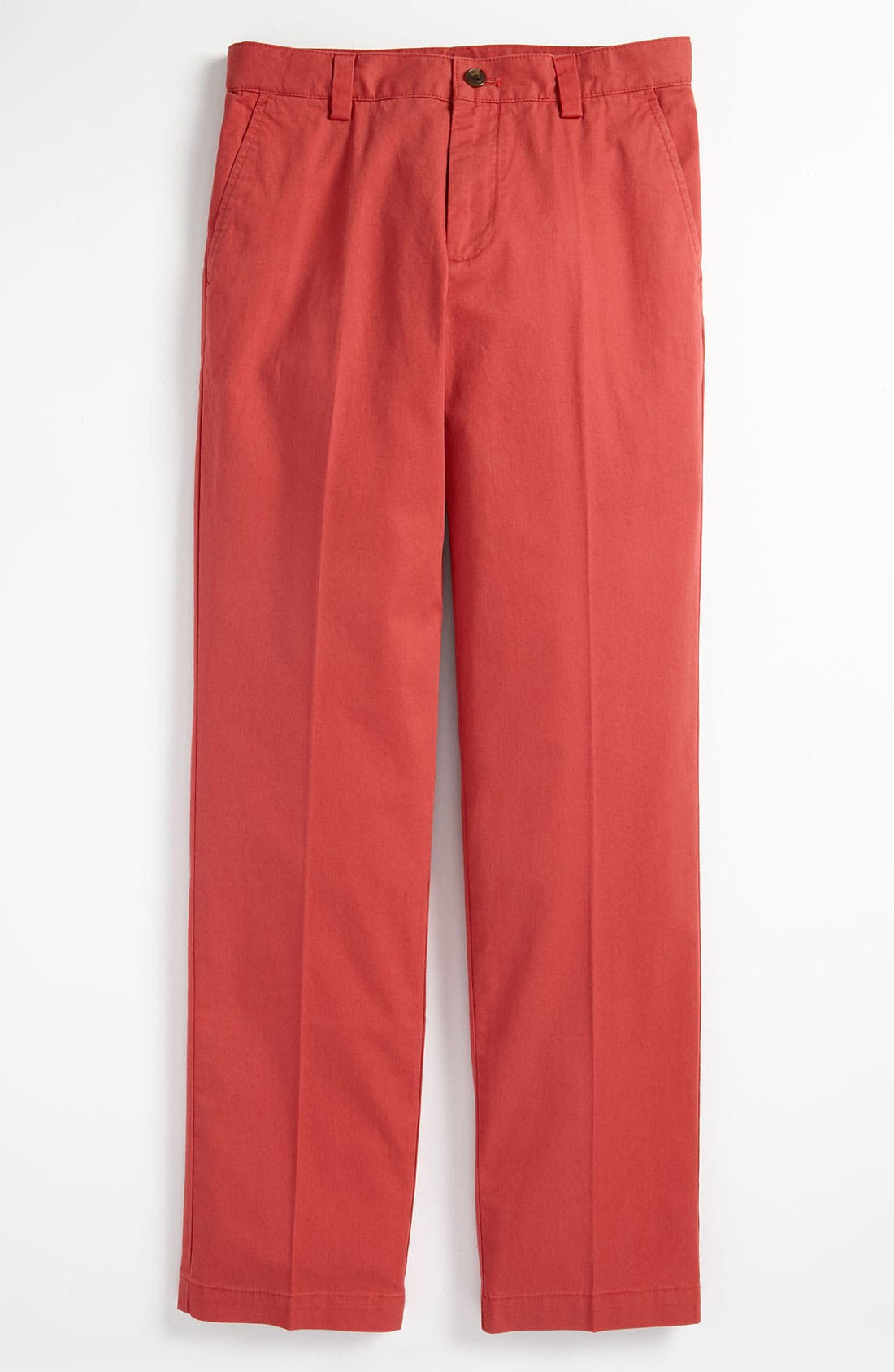 Main Image - Brooks Brothers 'Vintage' Chinos (Big Boys)