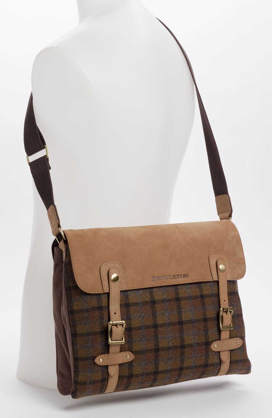 Alternate Image 4  - Pendleton Messenger Bag