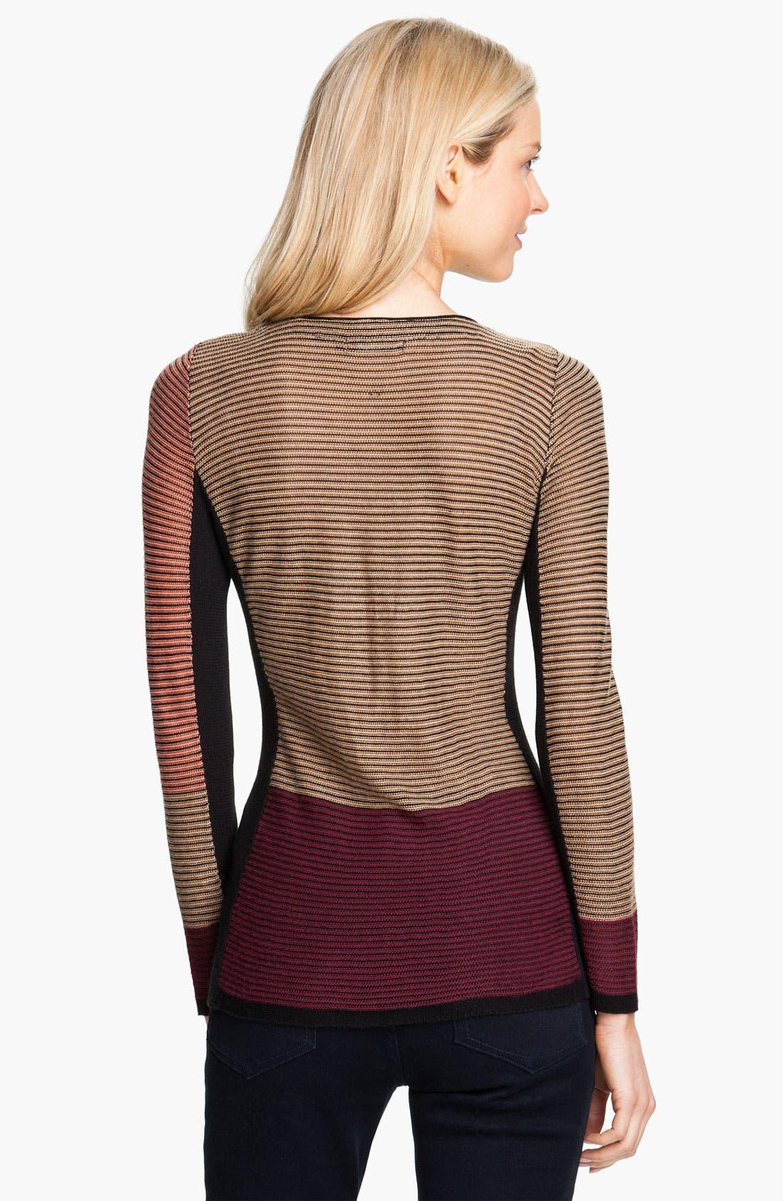 Alternate Image 2  - Nic + Zoe 'Puzzle' Sweater