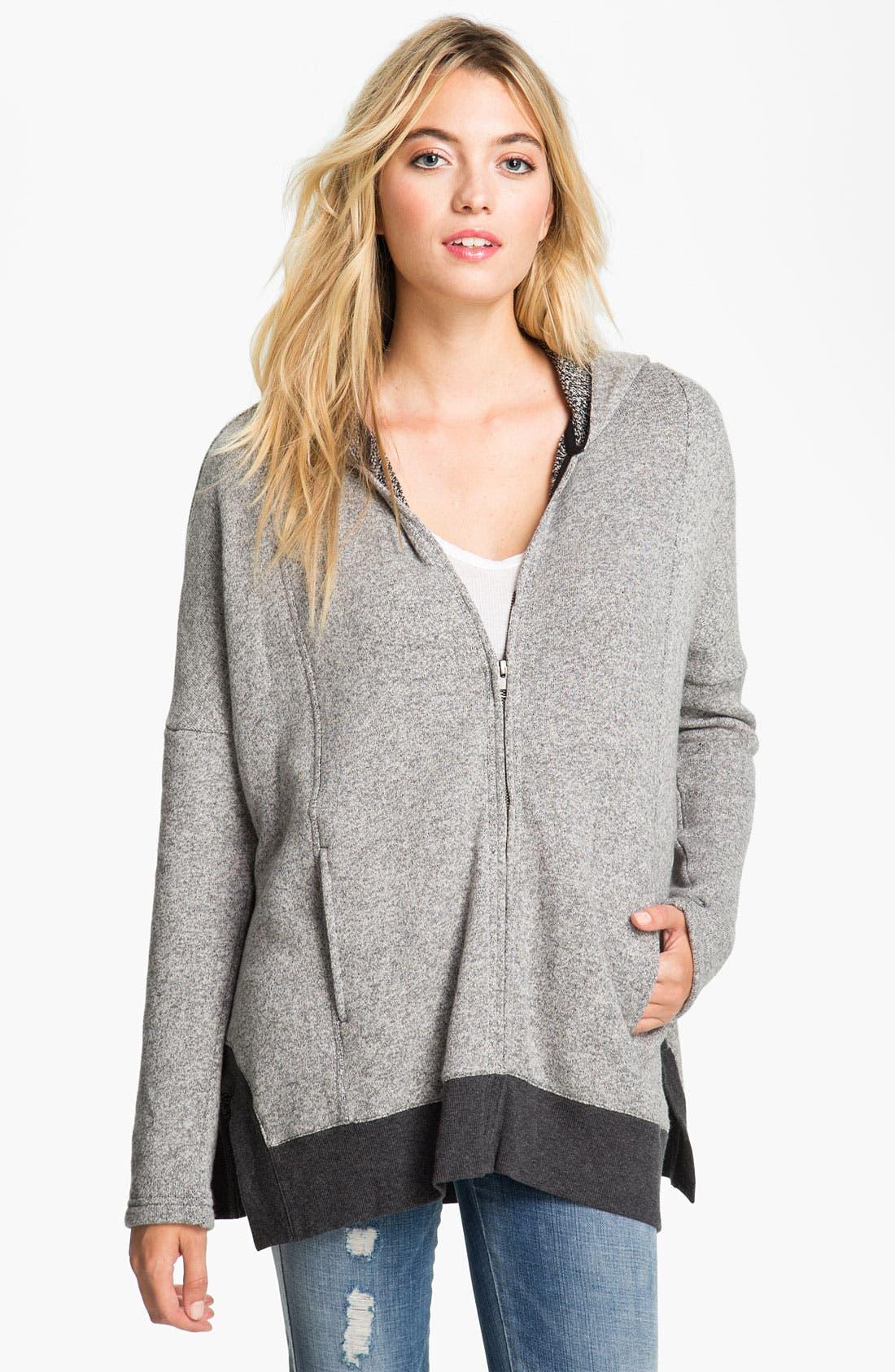 Main Image - Stem Zip Hooded Jacket