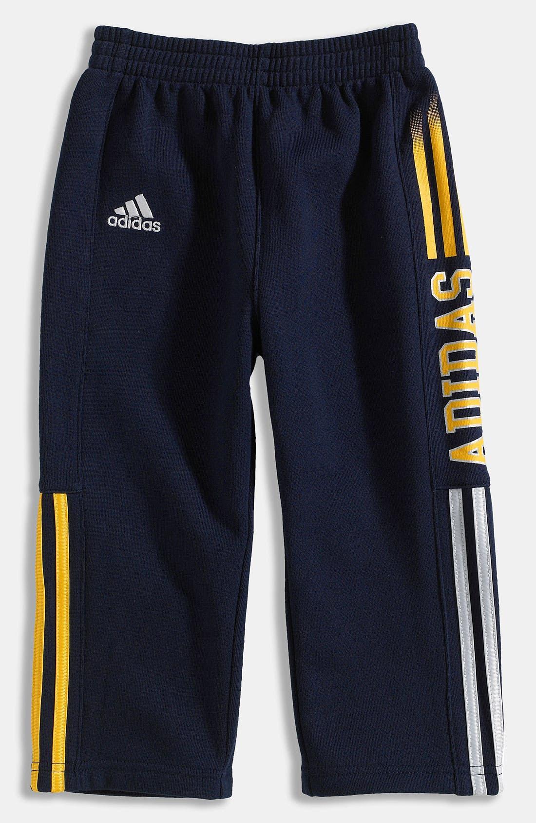 Main Image - adidas 'Action' Pants (Toddler)