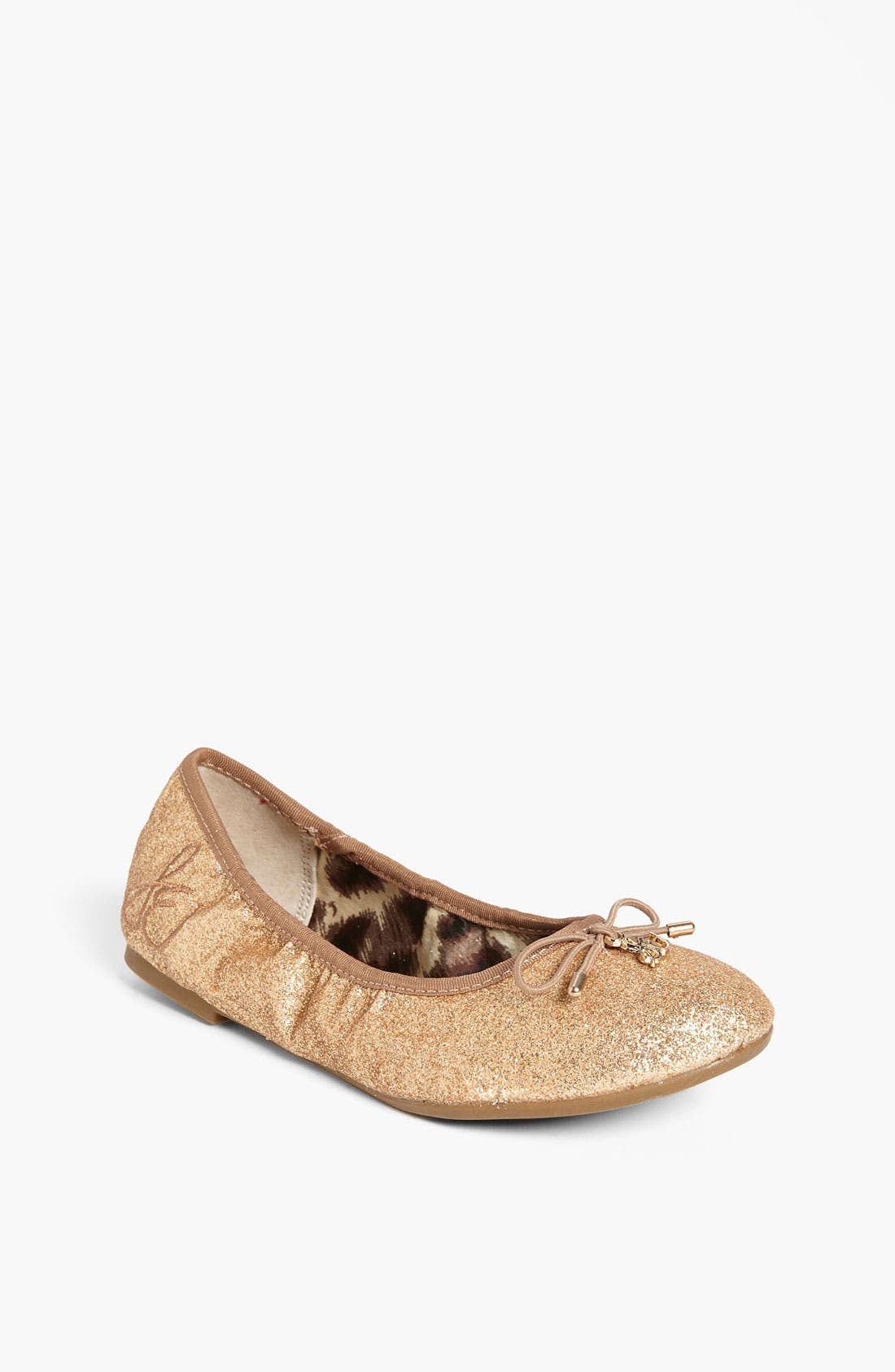 Alternate Image 1 Selected - Sam Edelman 'Fiona' Flat (Little Kid & Big Kid)