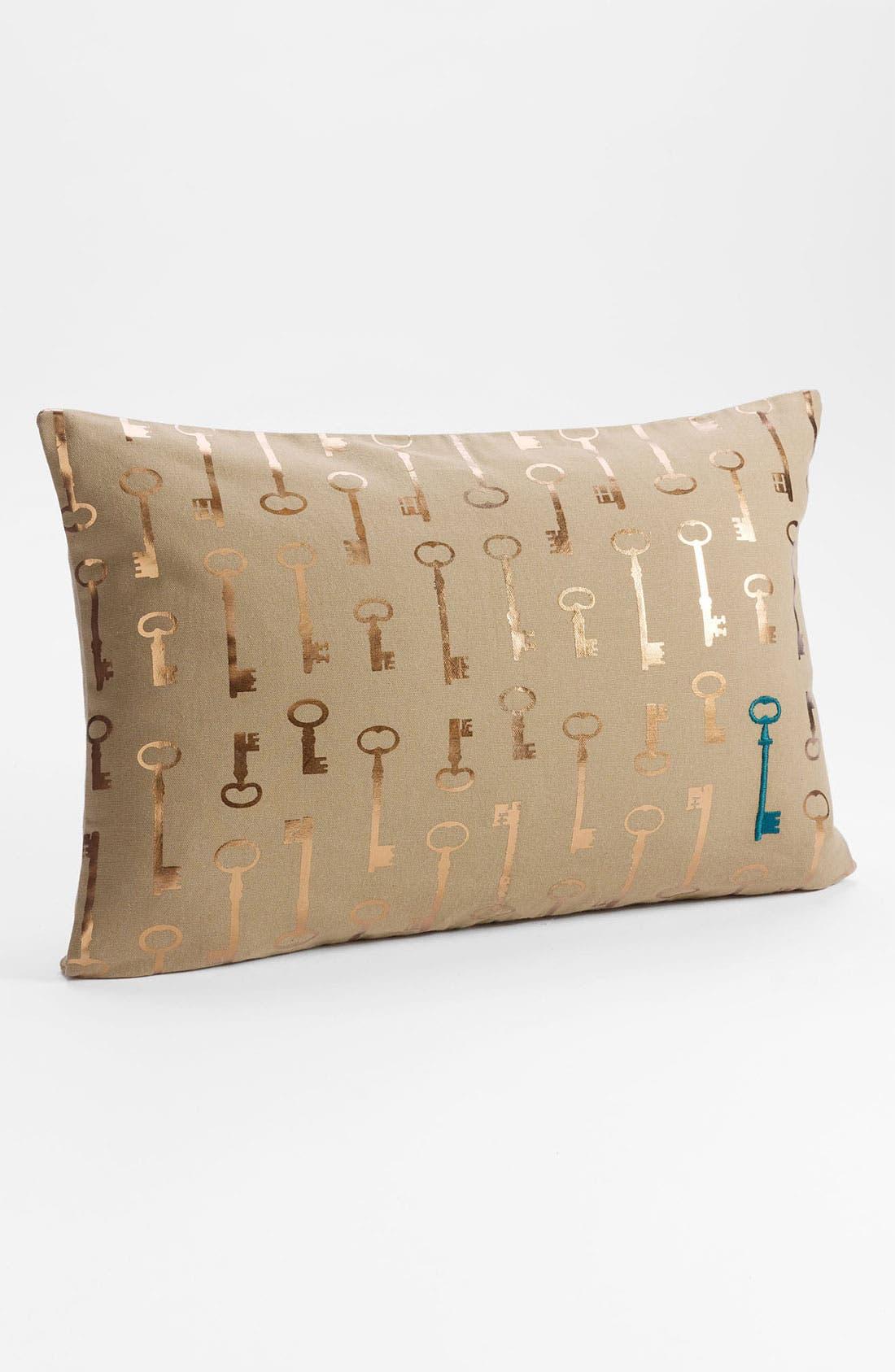 Alternate Image 1 Selected - Nordstrom at Home 'Secret Key' Pillow Cover