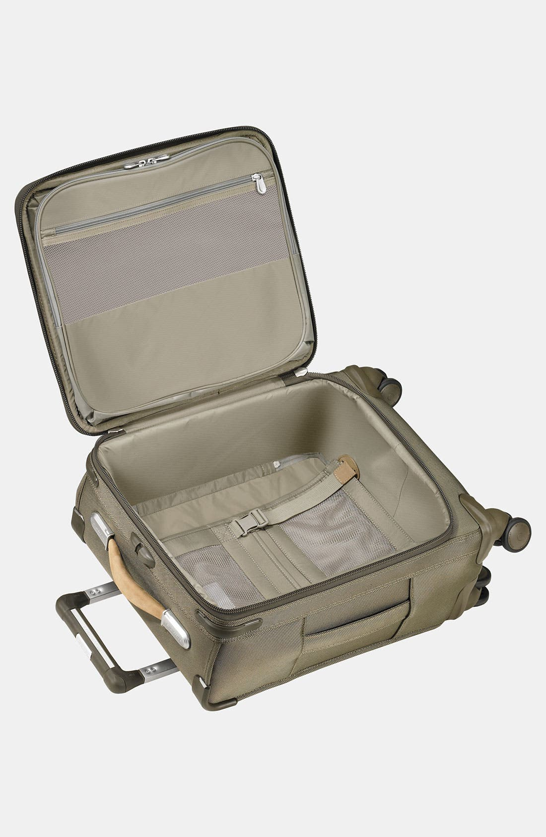 Alternate Image 3  - Briggs & Riley 'Baseline - Commuter' Rolling Carry-On (19 Inch)