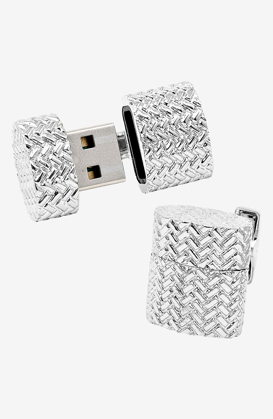 Alternate Image 1 Selected - Ravi Ratan 4GB Flash Drive Cuff Links