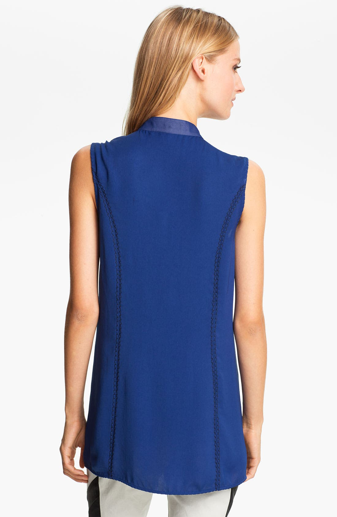 Alternate Image 2  - rag & bone 'Noris' Sleeveless Top