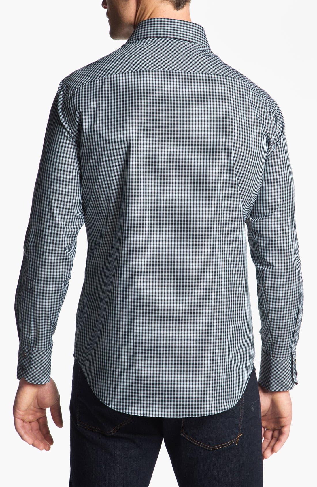 Alternate Image 2  - Zachary Prell 'Mayo' Sport Shirt