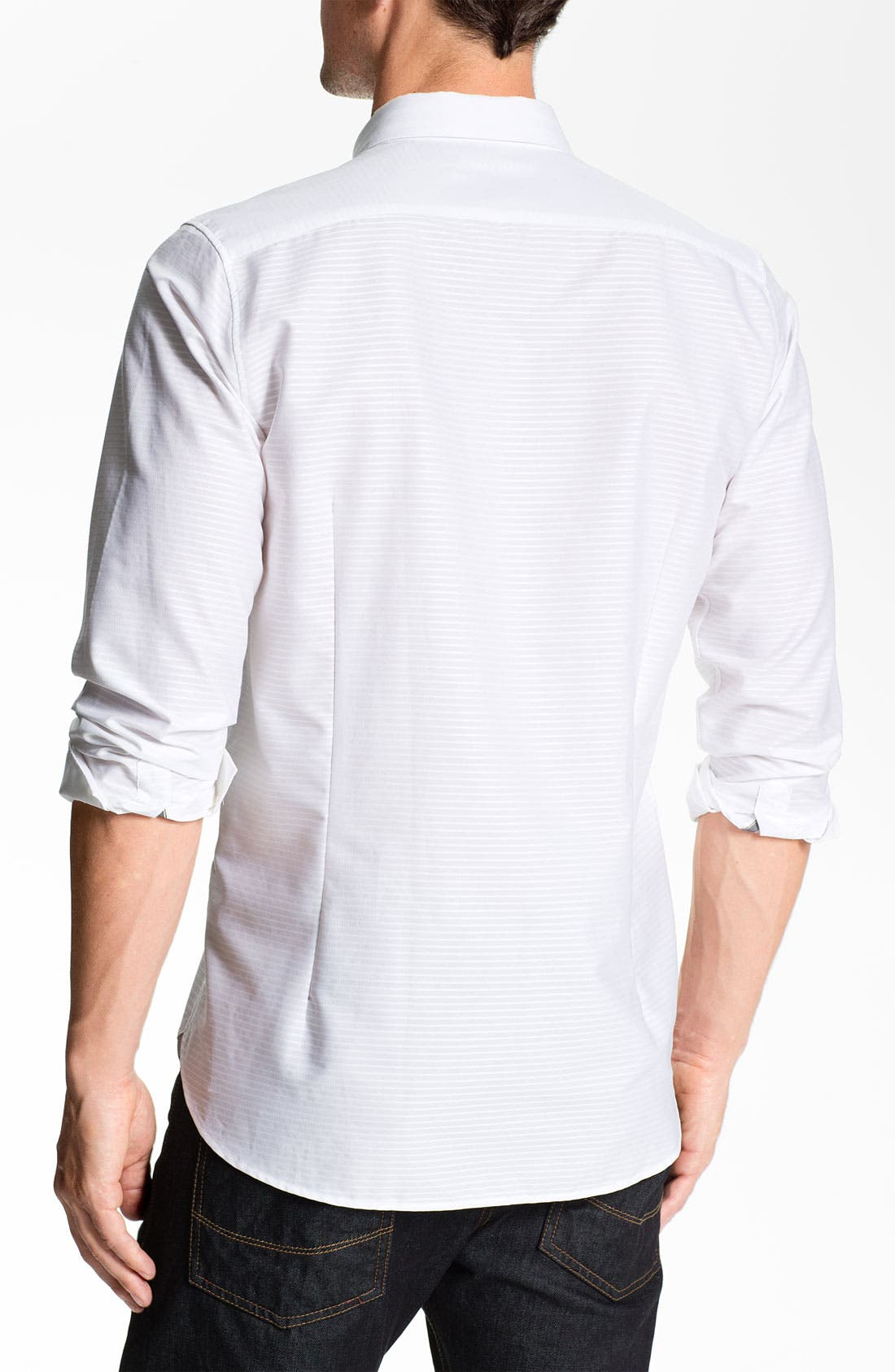Alternate Image 2  - Ted Baker London 'Whipit' Woven Sport Shirt