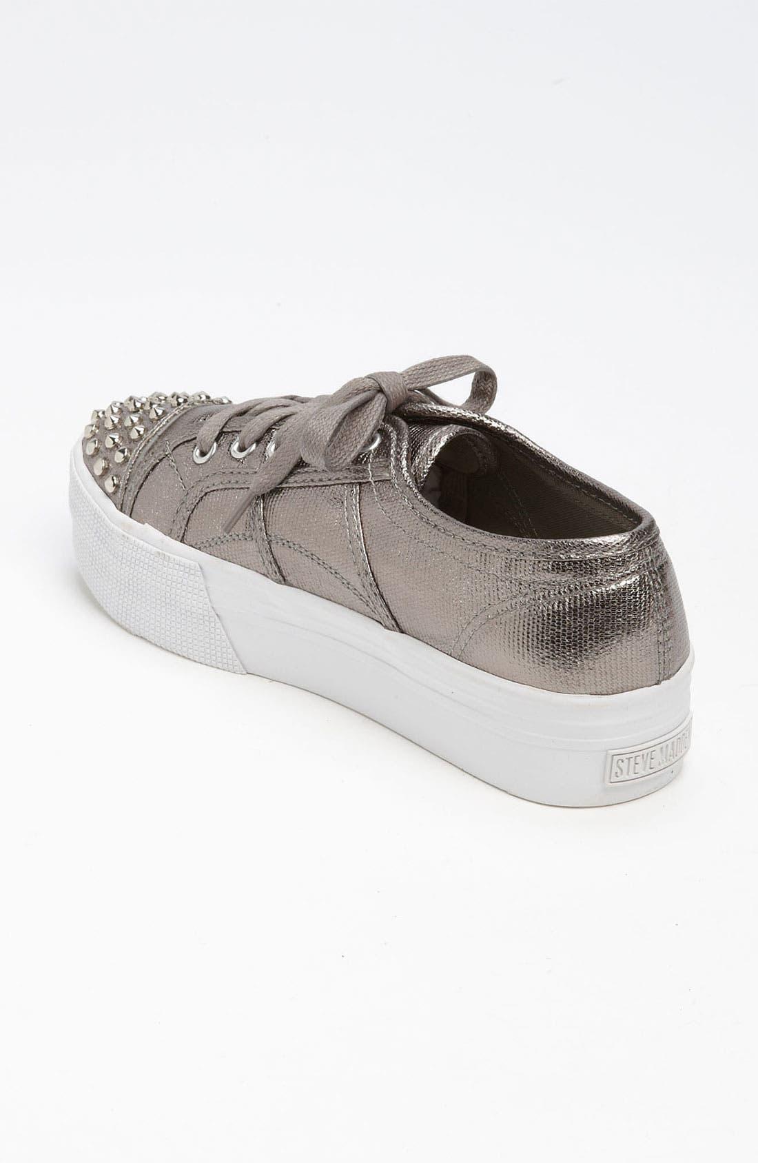 Alternate Image 2  - Steve Madden 'Braady-S' Platform Sneaker