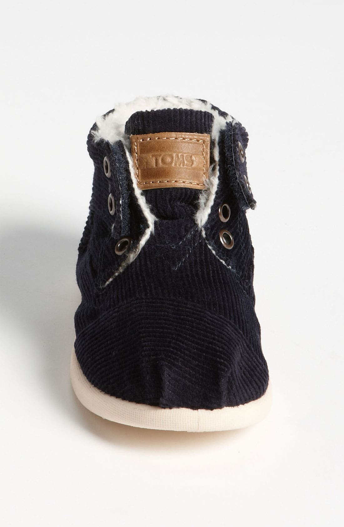 Alternate Image 3  - TOMS 'Botas - Tiny' Corduroy Boot (Baby, Walker & Toddler)