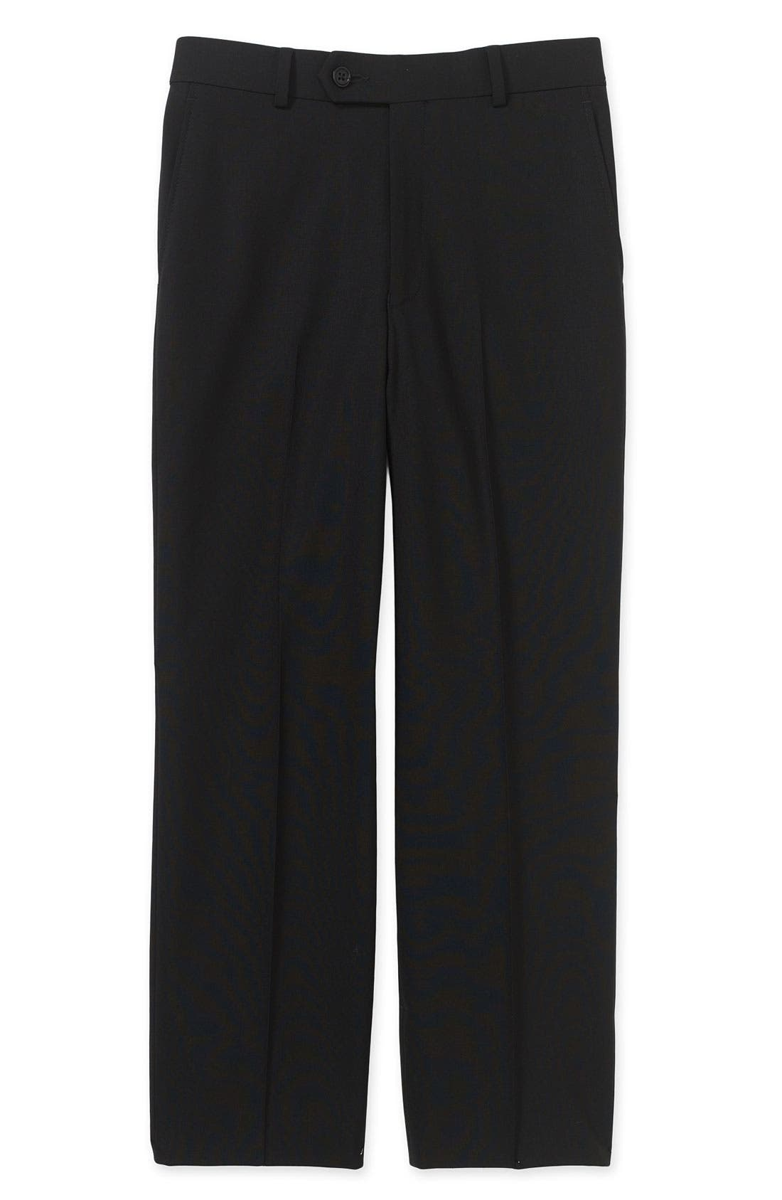Alternate Image 1 Selected - Joseph Abboud Dress Pants (Big Boys Husky)