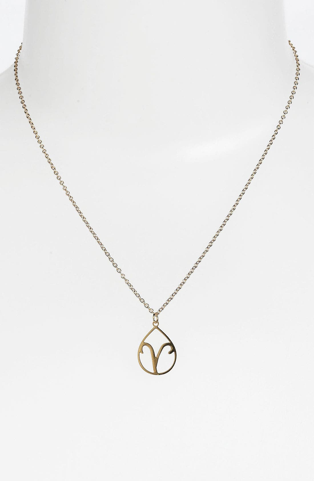 Alternate Image 1 Selected - Kris Nations 'Aries' Necklace