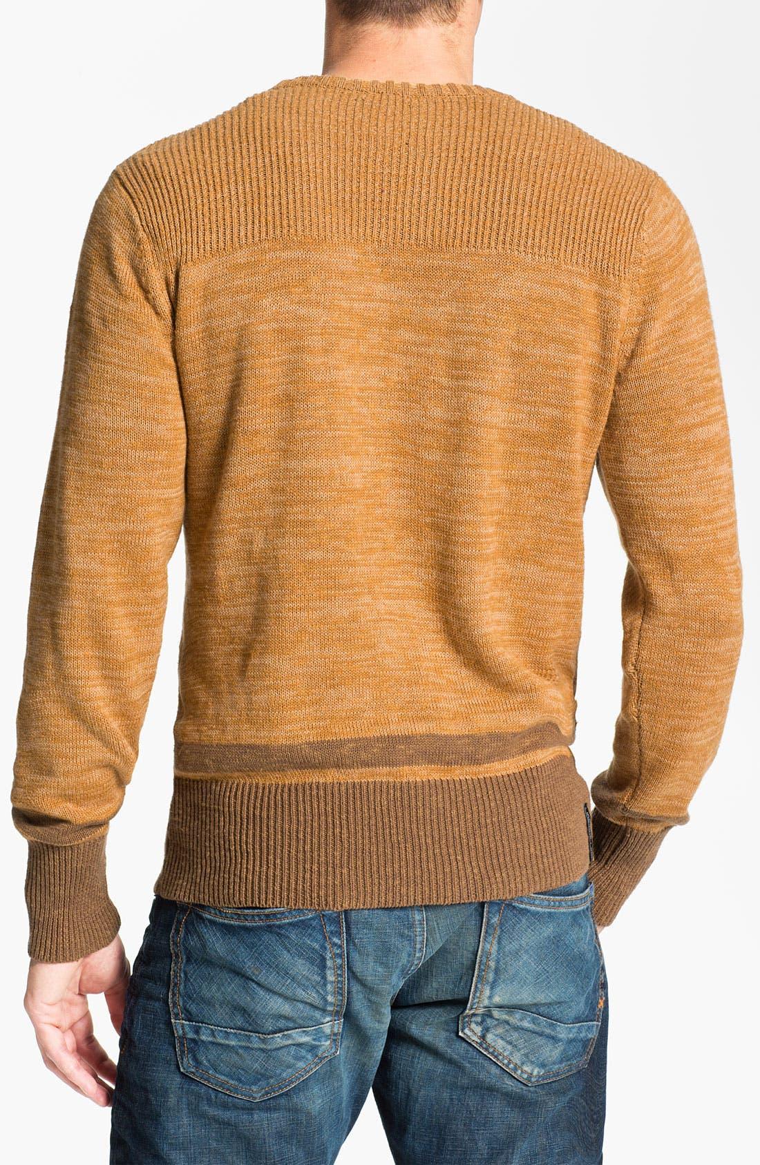 Alternate Image 2  - Insight 'The Meek' Crewneck Sweater