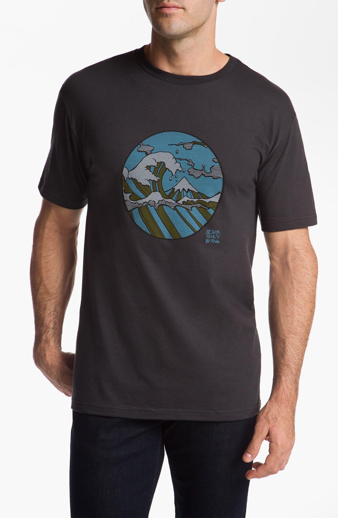 Alternate Image 1 Selected - Quiksilver 'Chiba' T-Shirt