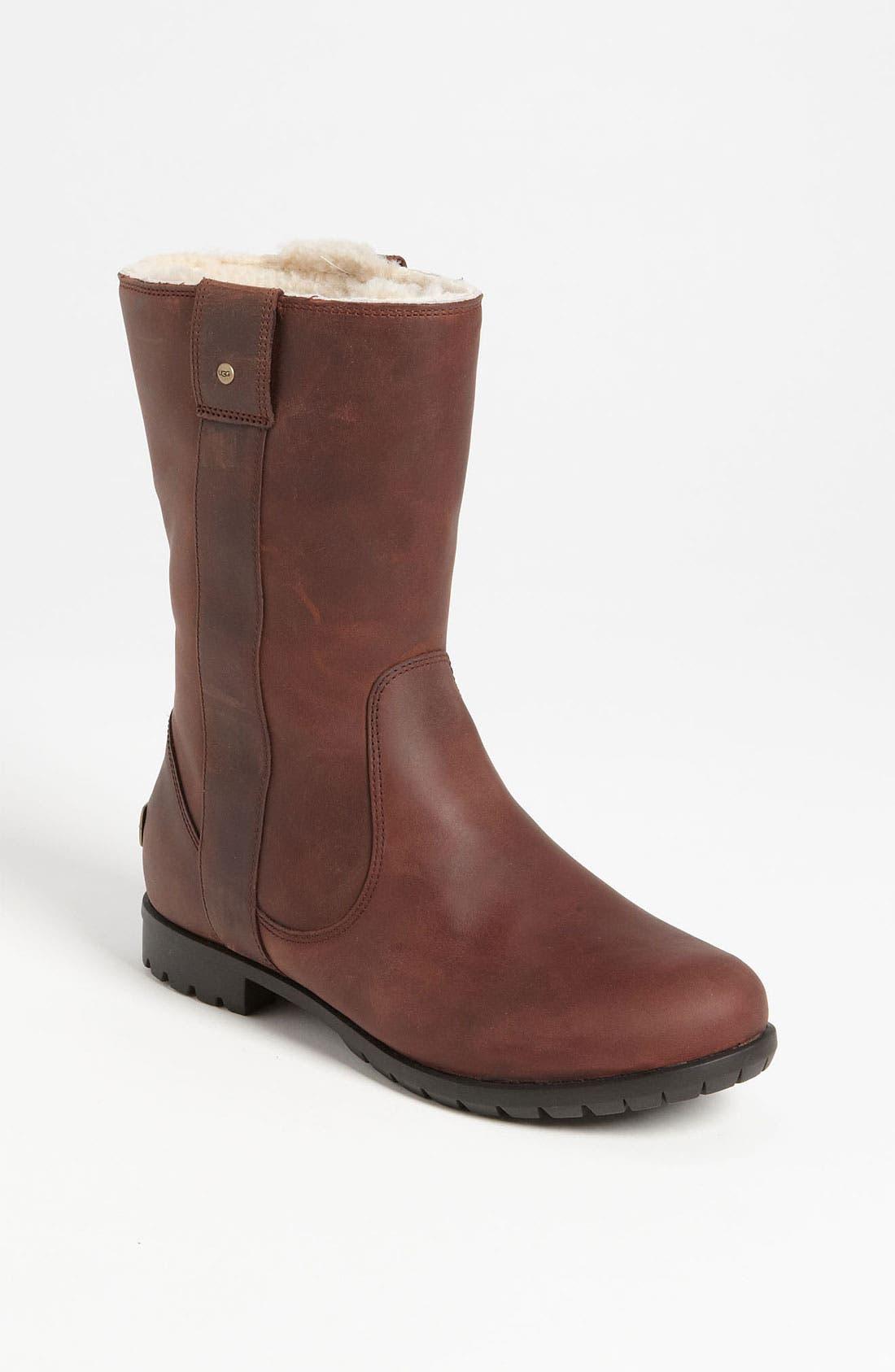 Alternate Image 1 Selected - UGG® Australia 'Burroughs' Boot (Women)