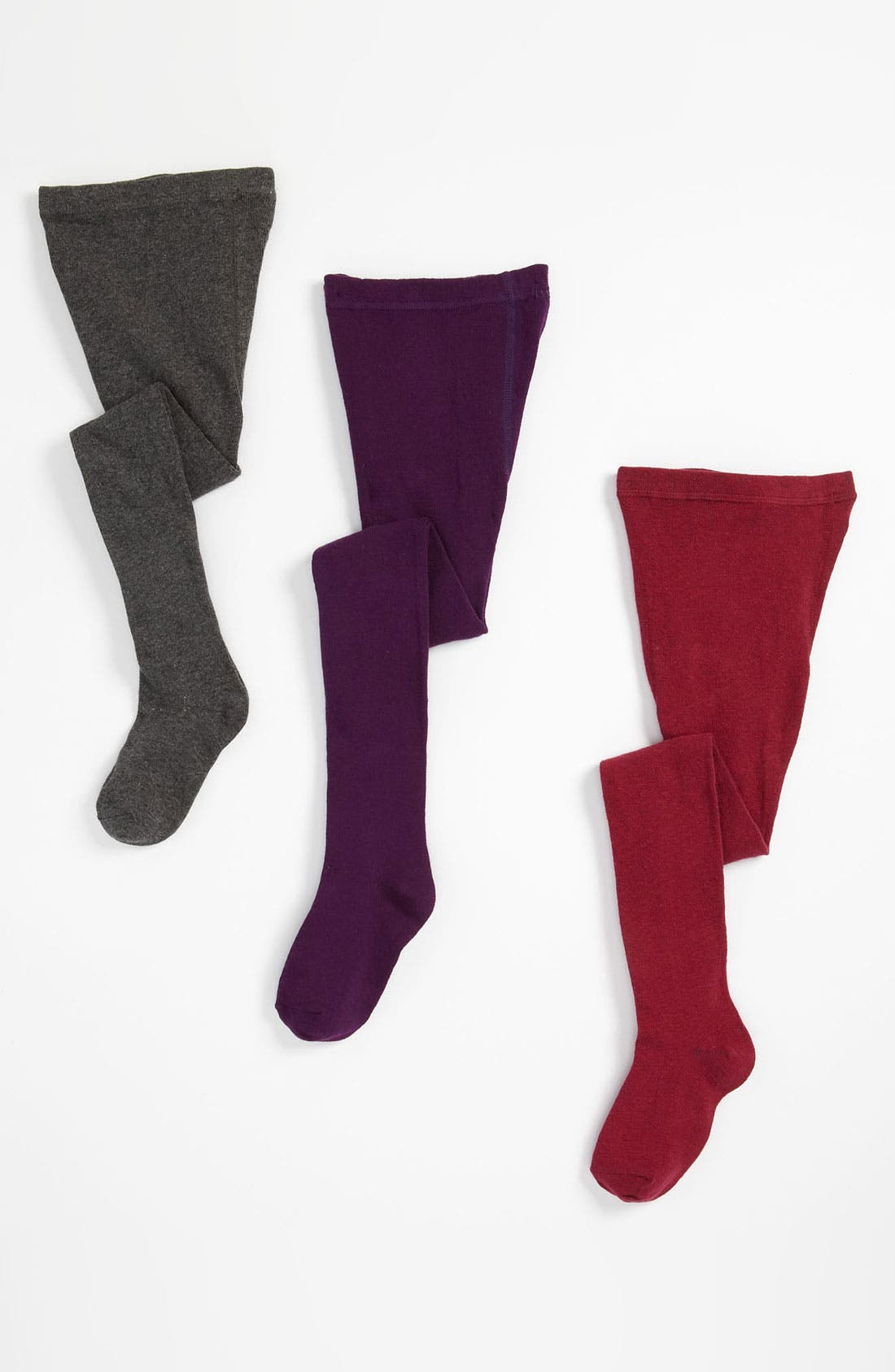 Alternate Image 1 Selected - Chinese Laundry Sweater Tights (3-Pack) (Little Girls & Big Girls)