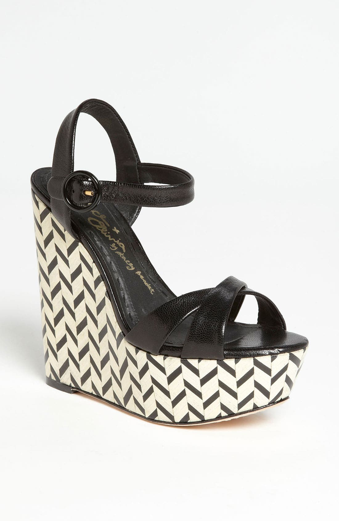 Main Image - Alice + Olivia 'Sorell' Wedge