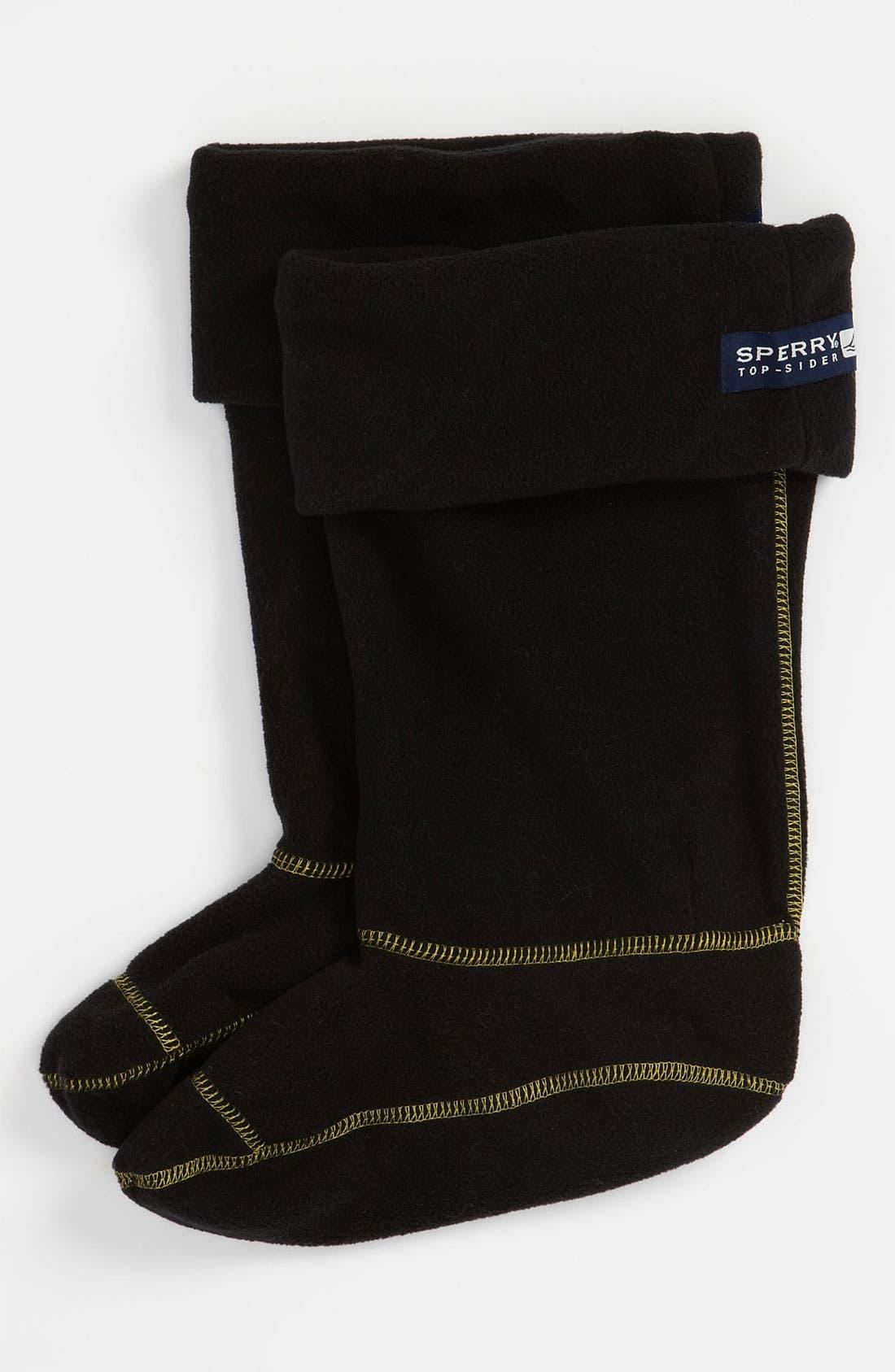 Alternate Image 1 Selected - Sperry Top-Sider® Rain Boot Socks