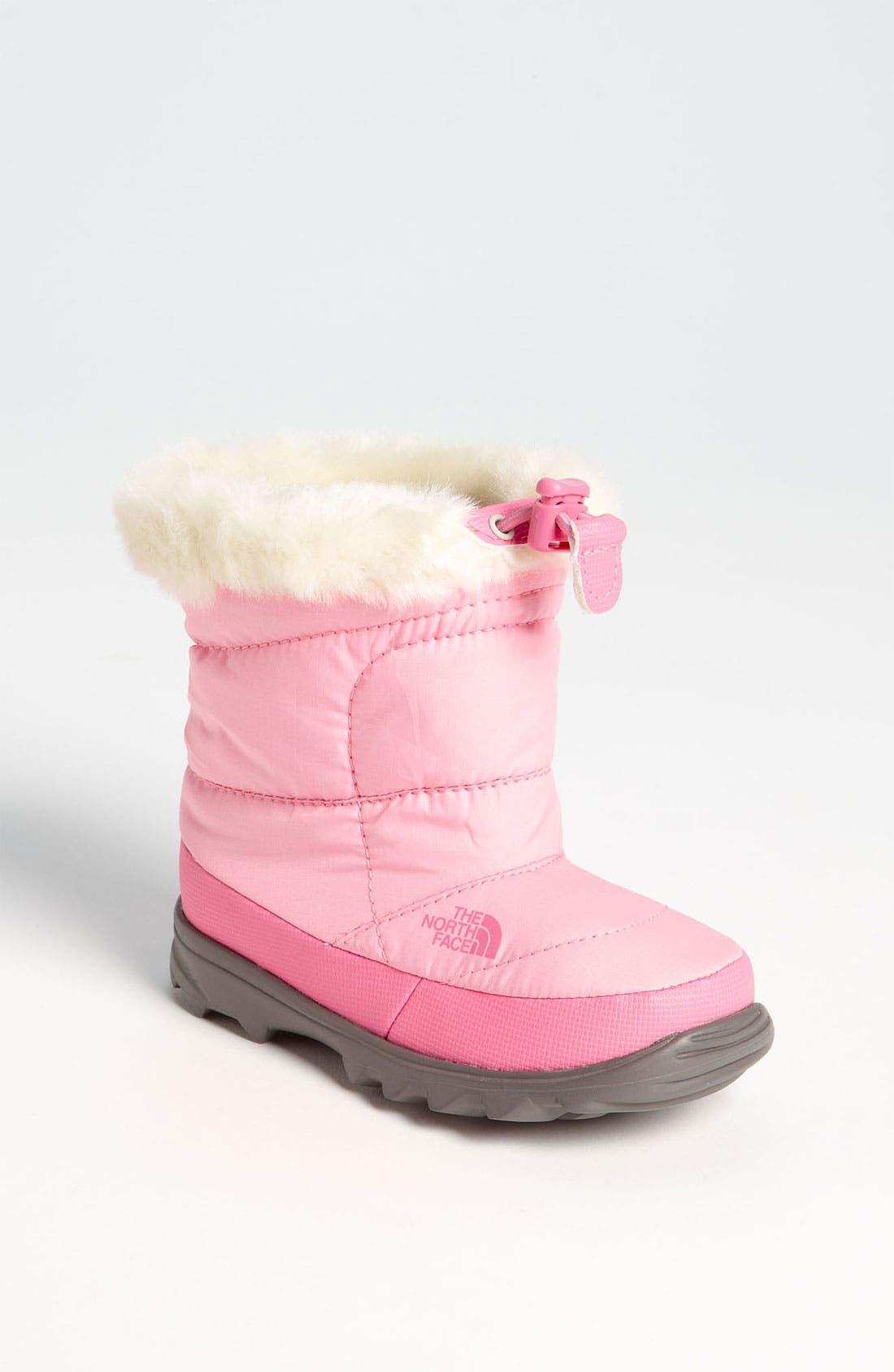 Main Image - The North Face 'Nuptse® II' Boot (Walker & Toddler)