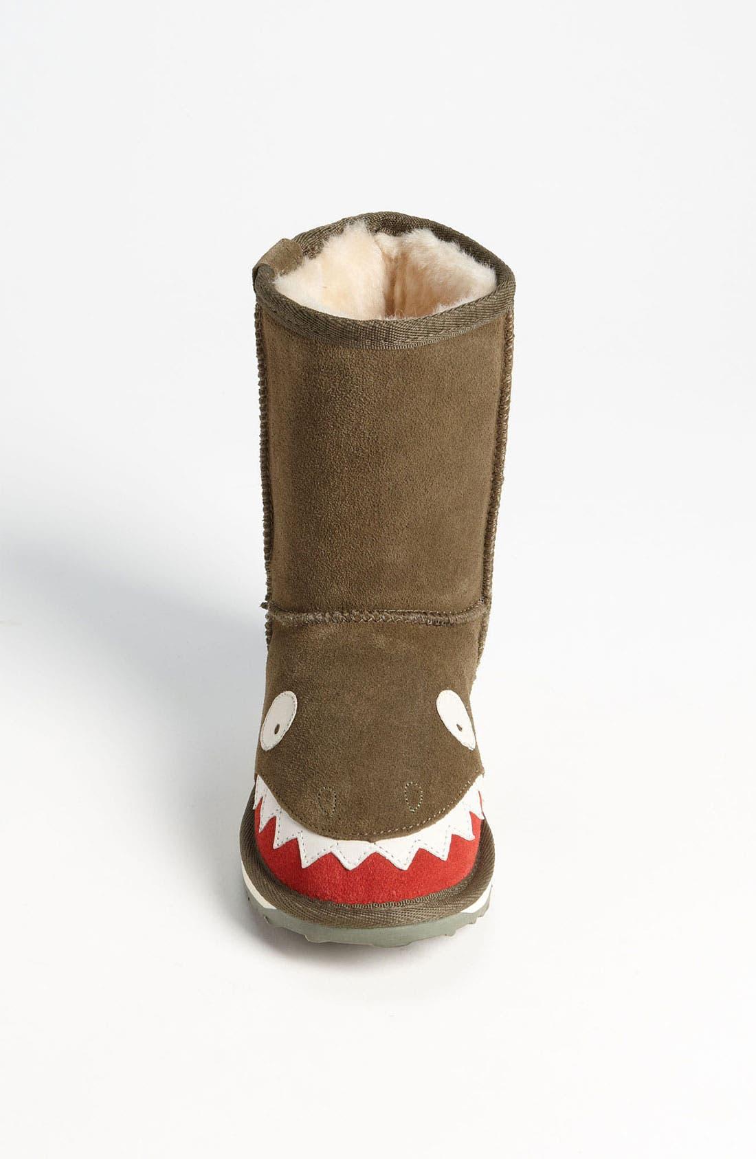 Alternate Image 3  - EMU Australia 'Little Creatures - Croc' Boot (Toddler, Little Kid & Big Kid)