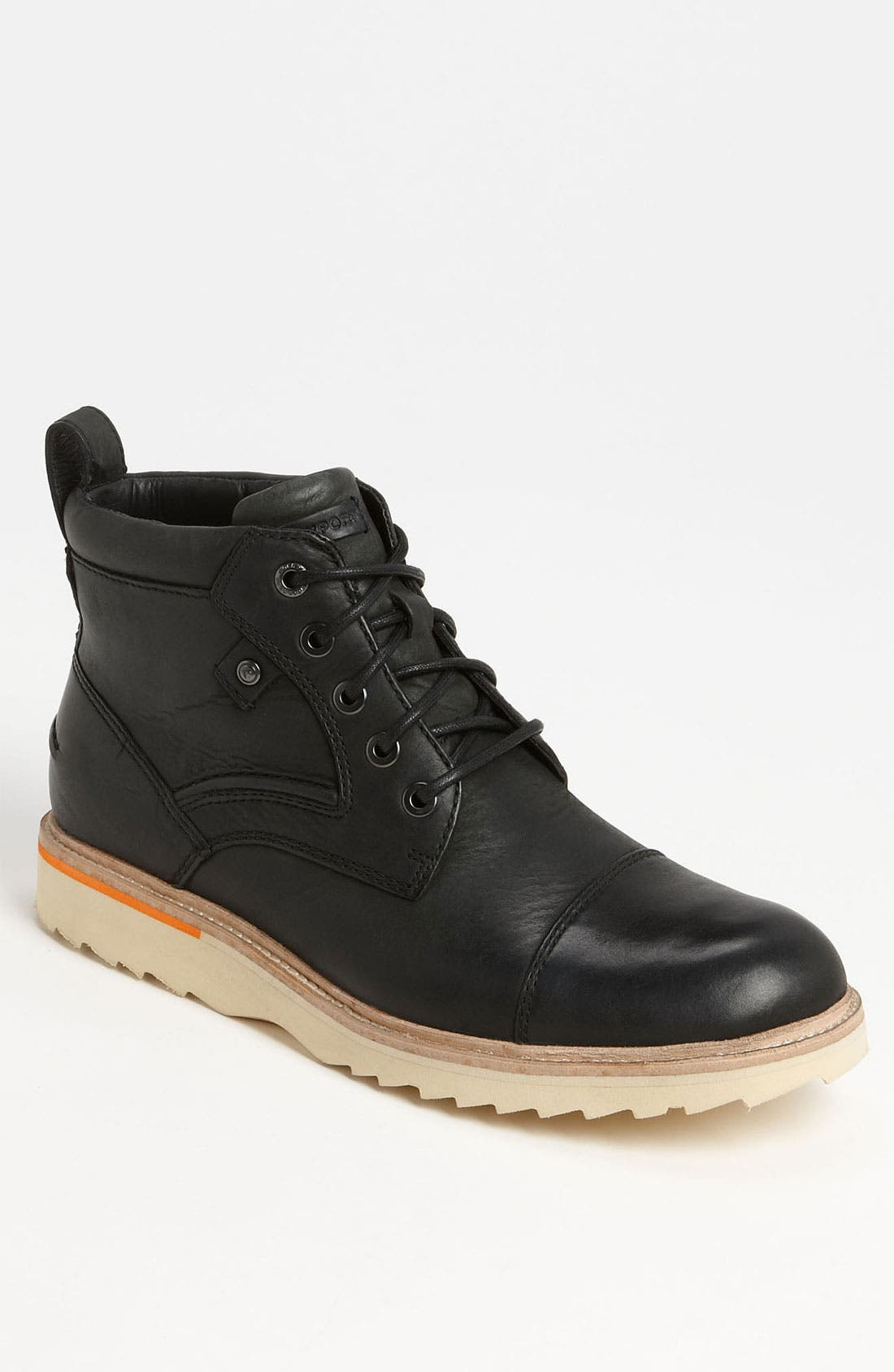 Alternate Image 1 Selected - Rockport® 'Union Street' Cap Toe Boot