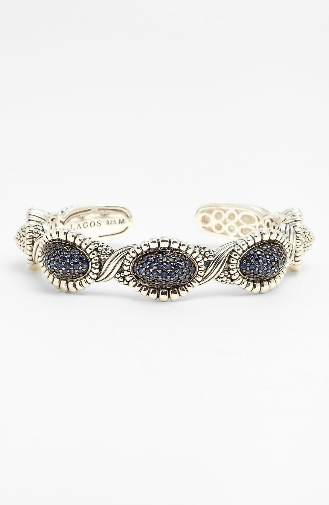 Alternate Image 1 Selected - Lagos 'Muse' Fluted Cuff (Online Only)