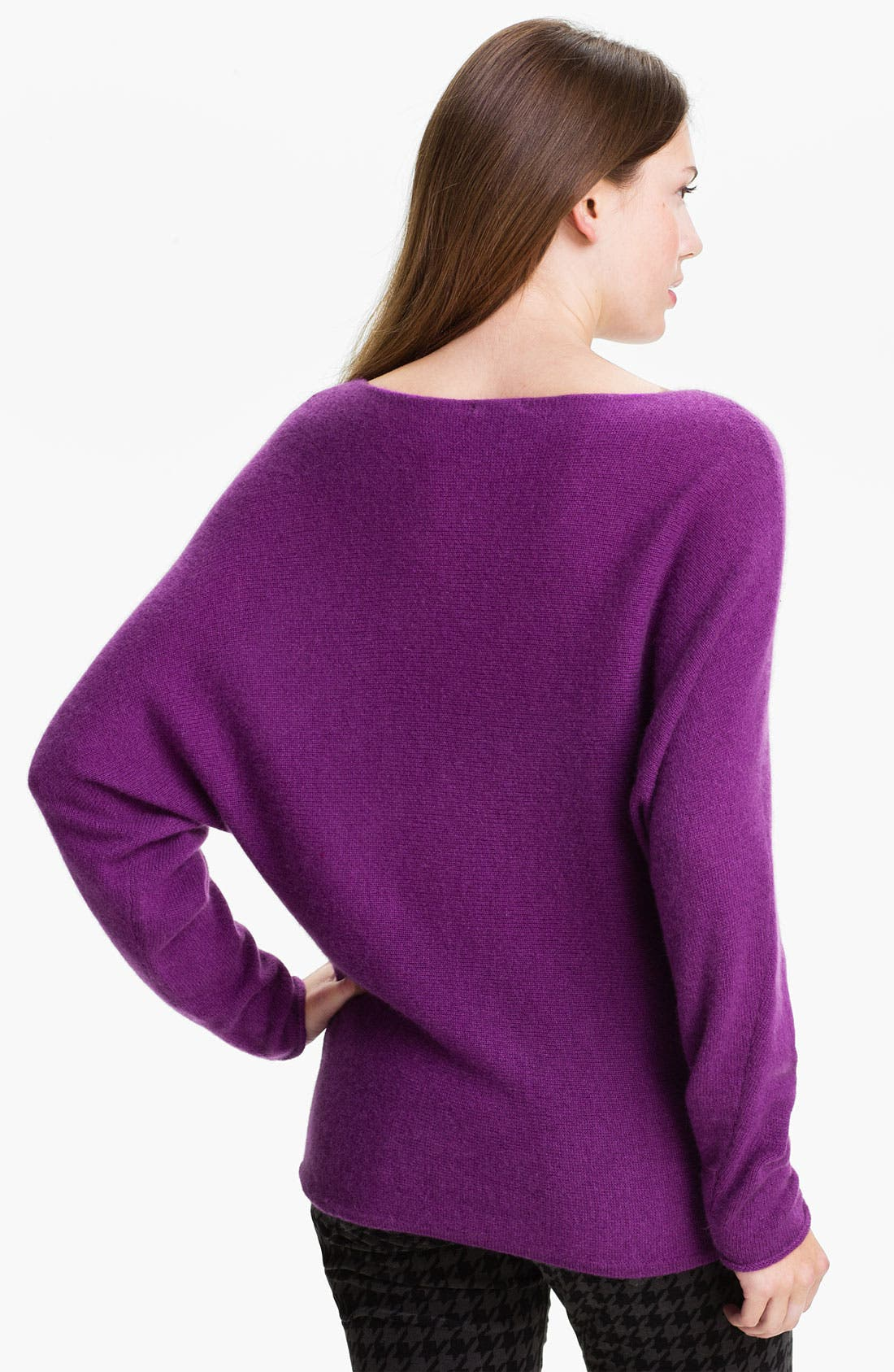 Alternate Image 2  - Only Mine Dolman Sleeve Cashmere Sweater