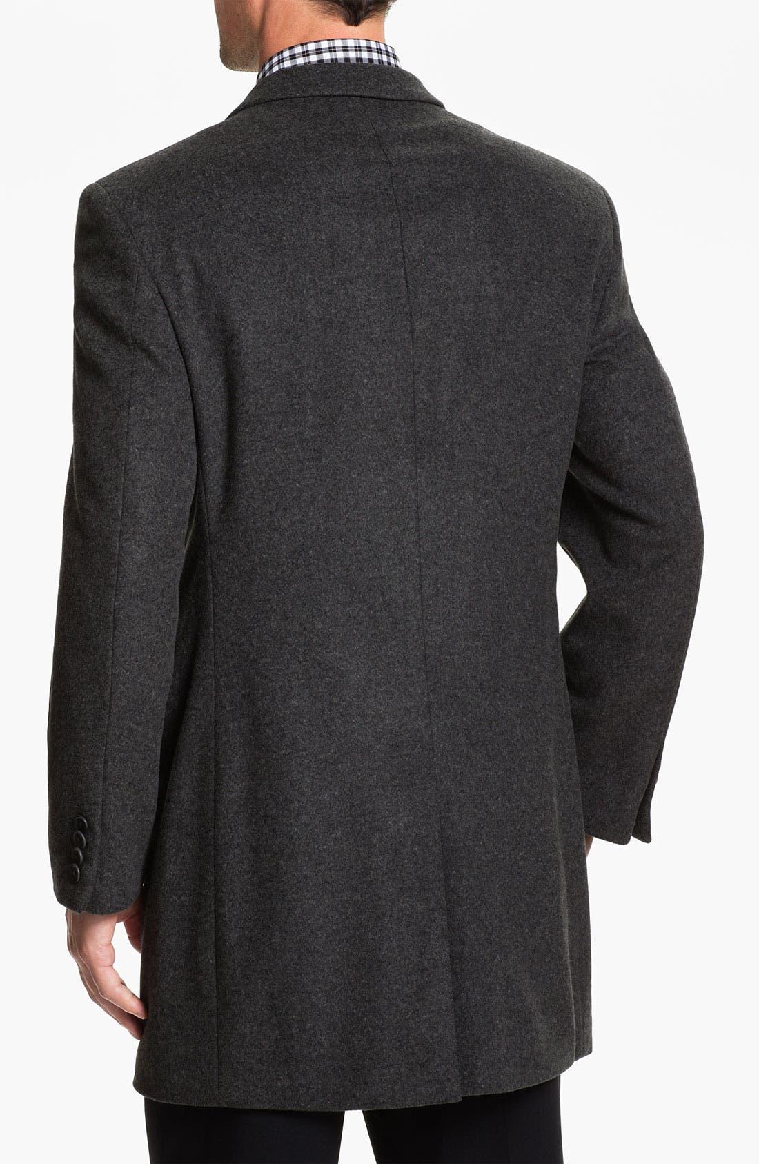 Alternate Image 2  - John Varvatos Star USA 'Newton' Top Coat