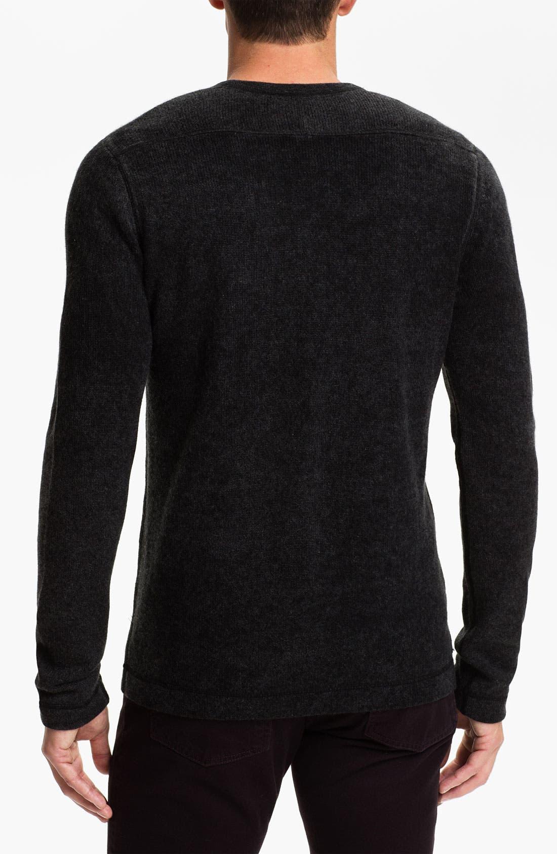 Alternate Image 2  - Vince Henley Sweater