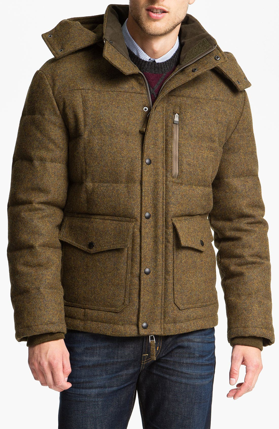 Alternate Image 1 Selected - Hunter Down Parka