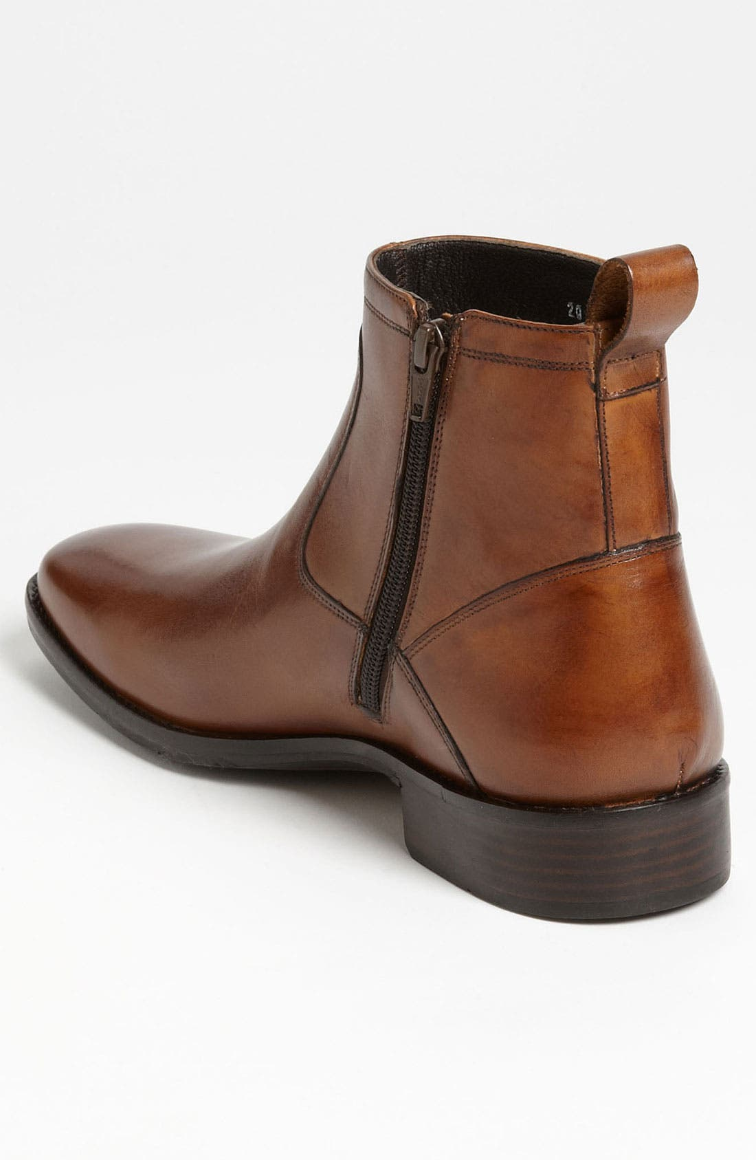 Alternate Image 2  - Johnston & Murphy 'Larsey' Plain Toe Boot (Men)