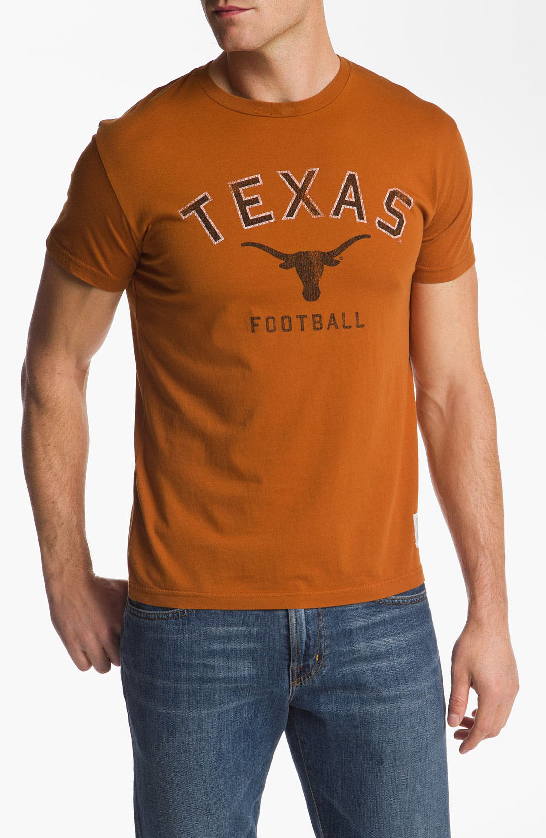 Main Image - The Original Retro Brand 'Texas Longhorns' T-Shirt